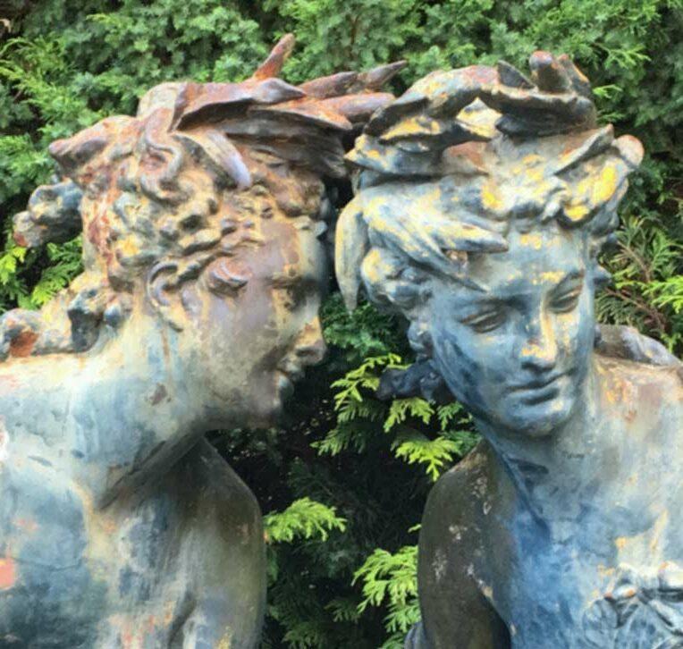 sosiaalisessa median kanavat ©Marju Aavikko Jardins do Palácio de Cristal