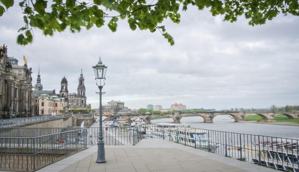 Dresden – pohjoisen Firenze @ Marju Aavikko