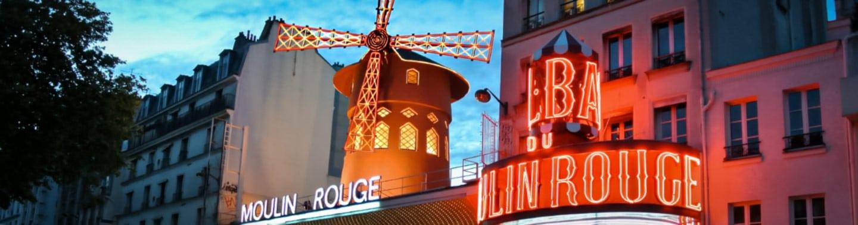 Pariisin myytti ja Henri Tolouse-Lautrecin julistetaide
